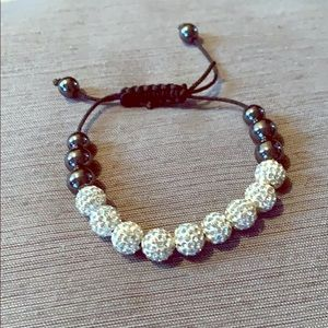 Jewelry - Crystal element and quality bead bracelet